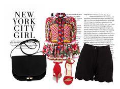 """Sin título #516"" by betania-castillo on Polyvore featuring moda, Dolce&Gabbana, Boohoo y Qupid"