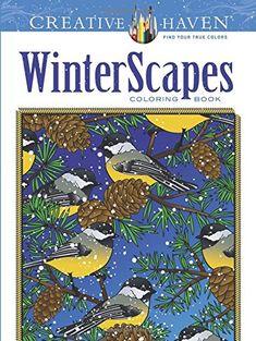 Creative Haven WinterScapes Coloring Book (Creative Haven Coloring Books) by Jessica Mazurkiewicz http://www.amazon.com/dp/0486791866/ref=cm_sw_r_pi_dp_Ajqiub0GC8QQ7