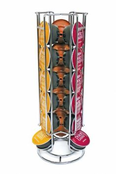 Porta capsulas de parede em acrilico dolce gusto 28 unidad id ias pinter - Distributeur de capsules dolce gusto ...