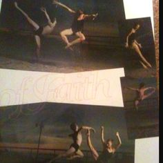 Ballet + sand = awesome photos (poor resolution bc its a mag clipping)