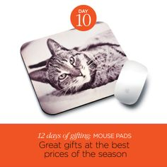 Today's gift: A little awesome for the office. Get 50% off mouse pads with code GIFTMOUSEPADS. Ends tonight, Dec 10.