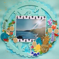 Break the rules Monday is, where I take something that was not made for scrapbooking and make a layout with it! I am postin. Peeps, Layouts, Scrapbooking, Day, Frame, Decor, Picture Frame, Decoration, Scrapbooks