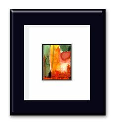 Watercolor Magic  Original abstract by KathyMortonStanion on Etsy