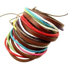 Multicolor Bracelet– USD $ 4.99   (click on pic to buy this item)