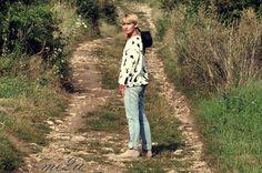 Bluza w kaktusy/Cactus sweatshirt