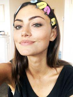 Phoebe Tonkin Beauty Routine