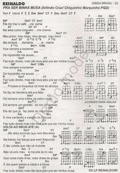 ginga brasil especial reinaldo Sheet Music, Banjo, English, Plants, English Language, Music Sheets, Banjos