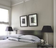 Glamorous Interiors: Gray Bedrooms