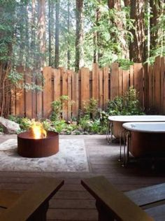 Now you have some ideas you'll want to get started planning. There are a number of creative ideas everyone can conclude when planning your backyard. One of the very first things you ought to … #LandscapingandOutdoorSpaces