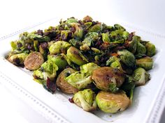 Brussels Sprouts with Bacon and Jalapeño - I have never had brussel sprouts but figured these wouldn't be bad to try!