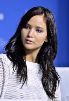 20 coiffures que l'on a envie de piquer à Jennifer Lawrence