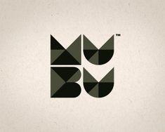 logos formas geometricas mabu 1 20 Diseños de logos con polígonos y formas geométricas