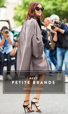 Petite girls! Here are 12 brands that have your back. For more US petite stores visit http://petitestyleonline.com/usa-petite-brands/