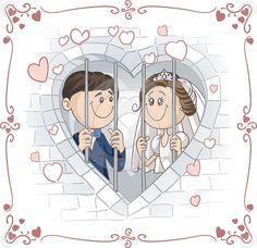 Wedding card vector design by nicoletaionescu