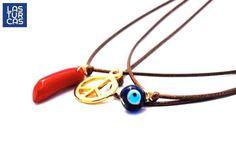 Collar 3 deseos, un diseño que combina en y cualquier ocasión.  #Arteylujo