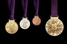 JO LONDRES 2012 Jaba, Omega Watch, Accessories, London, Olympic Medals, Ornament