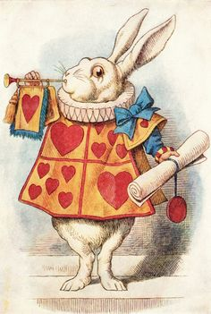 Harry G Theaker, Colour Plates Based On Tenniel's Engravings | Alice in Wonderland & Through The Looking Glass - Petra's Cupboard