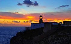4 motivos para escaparse al Algarve via Hotels Nights Blog | 22/07/2103 1)Ver un atardecer en Cabo Sao Vicente, Algarve 2)Hacer surf en Sagres, Algarve 3)Comer Cataplana de marisco 4)Excursión en barca a Ponta da Piedade, Algarve #Portugal