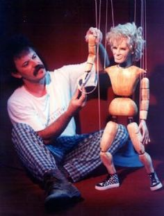 string puppets -