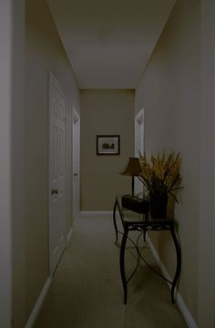 Hallway Before Dark Bathrooms, Before After Photo, Beautiful Space, Room Interior, Photo Galleries, Inspiration, Home Decor, Biblical Inspiration, Room Decor