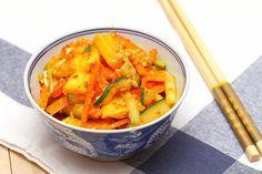 Achar Recipe (Nonya Spicy Mixed Vegetables)