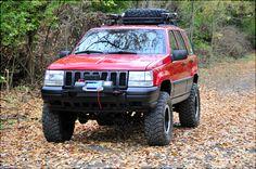Jeep Zj, Jeep Truck, Jeep Wrangler, Grand Cherokee Overland, 2001 Jeep Cherokee, Jeep Trails, Overland Truck, Jeep Mods, Cool Jeeps