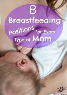 Hey mom, is your baby ready for #7 yet?? http://thestir.cafemom.com/baby/162893/8_breastfeeding_positions_to_make?utm_medium=smutm_source=pinterestutm_content=thestir