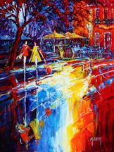 Madeleine Caron Artiste peintre