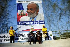 The eagerly anticipated results of an autopsy of former Haitian President Rene Preval showed the leader died in March after a heart irregularity cut off his ability to breathe, officials said on Wednesday. Heart Disease, Haiti, Chefs, Presidents, History, World, Historia, Cardiovascular Disease, The World
