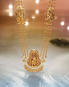 Gold Jewellery Design, Gold Jewelry, Jewelery, Tiffany Jewelry, Simple Jewelry, Unique Earrings, Tanishq Jewellery, Temple Jewellery, Beaded Jewellery