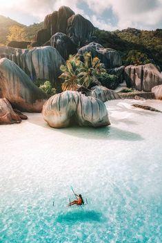 70 Best Honeymoon Destinations In 2020 For Unforgettable Moments ❤ best honeymoon destinations seychelles #weddingforward #wedding #bride Best Honeymoon Destinations, Dream Vacations, Travel Destinations, Africa Destinations, Holiday Destinations, Cool Places To Visit, Places To Travel, Places To Go, Beautiful Islands