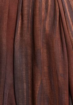 $395.00   Avant Toi Modal New Africa Scarf in Cocoa Brown   Avant Toi clothing, by Mirko Ghignone, is avant garde and elegant. It is created by using experimental hand-dyeing and processing on fine fabrics and textiles. The line crosses into elegant and artistic with a grungy aesthetic. This red-brown modal scarf is simple yet textural in color. Avant Toi is sold online and in-store at Santa Fe Dry Goods & Workshop in Santa Fe, New Mexico.
