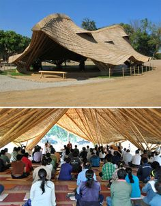 Bamboo Architecture: Sustainable Structures