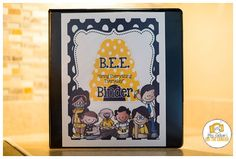 BEE binder