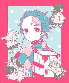 ''‹ Wallpaper Kimetsu No Yaiba ›'' - Manga Anime, Anime Demon, Anime Art, Demon Slayer, Slayer Anime, Jojo's Bizarre Adventure, Hitman Reborn, Animation, Me Me Me Anime
