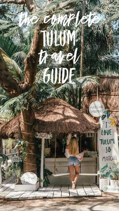 Space Guide A Complete Guide To Tulum: Mexico's Most Stylish Beach Getaway - A stylish Tulum Mexico travel guide: Everything you need to know about Tulum before planning your next trip to this beautiful beach town. Mexico Vacation, Mexico Travel, Tulum Mexico Resorts, Tulum Mexico Map, Talum Mexico, Tulum Beach Hotels, Mexico Honeymoon, Vacation Style, Italy Vacation