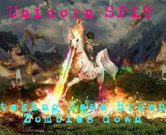 Way to experience dubstep, unicorn! Dubstep, Edm, Aliens, Breathing Fire, Internet Art, Mom Humor, Myrtle, The Funny, Freaking Hilarious