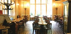 Cafes in Berlin - Cafe Einstein – The Best Cafés, Coffee Shops, Restaurants and Places to Eat in Berlin | HG2 A hedonists guide to...