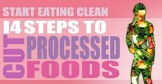 14 Steps to Cut Out Processed Food