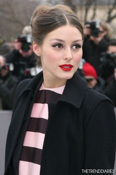 Olivia Palermo At The Christian Dior Show
