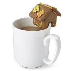 Gingerbread Mug Topper