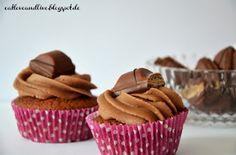 eatloveandlive: Zum Reinlegen: KinderBueno-Cupcakes