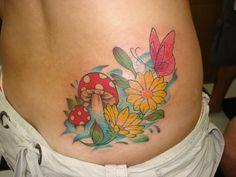 Tatuagens de Flores - http://fotosdetatuagensfemininas.com/tatuagens-flores/