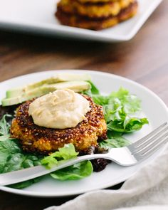 Quinoa Veggie Burgers + Eating Real Food | a Couple Cooks