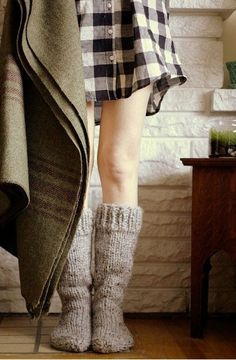 Not sure if it's really boho but love the socks!
