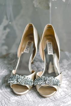 Most Wanted Wedding Shoes for Bride ❤ See more: http://www.weddingforward.com/wedding-shoes/ #weddings