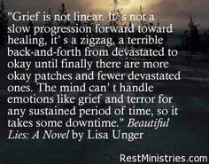 """What is grief? I love this description. and how it says, """"it takes some down time."""" Don't ever feel as though you are """"not on schedule"""" when it comes to your grief. Every person is unique. The link leads to some great articles on dealing with Quotes To Live By, Me Quotes, Wisdom Quotes, Loss Quotes, The Garden Of Words, I Carry Your Heart, Grief Loss, Wise Words, Favorite Quotes"""