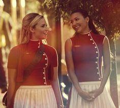 "Glee S5 - ""Here comes de su"" performance - Dantana"