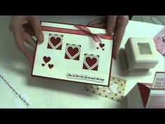 """How Scrapbooking Made Simple uses the NEW """"Punch All Over the Page"""" Punches by Martha Stewart"""