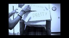 Anti-Bullying Video made by 14 year old Lauren Bush: Word Play